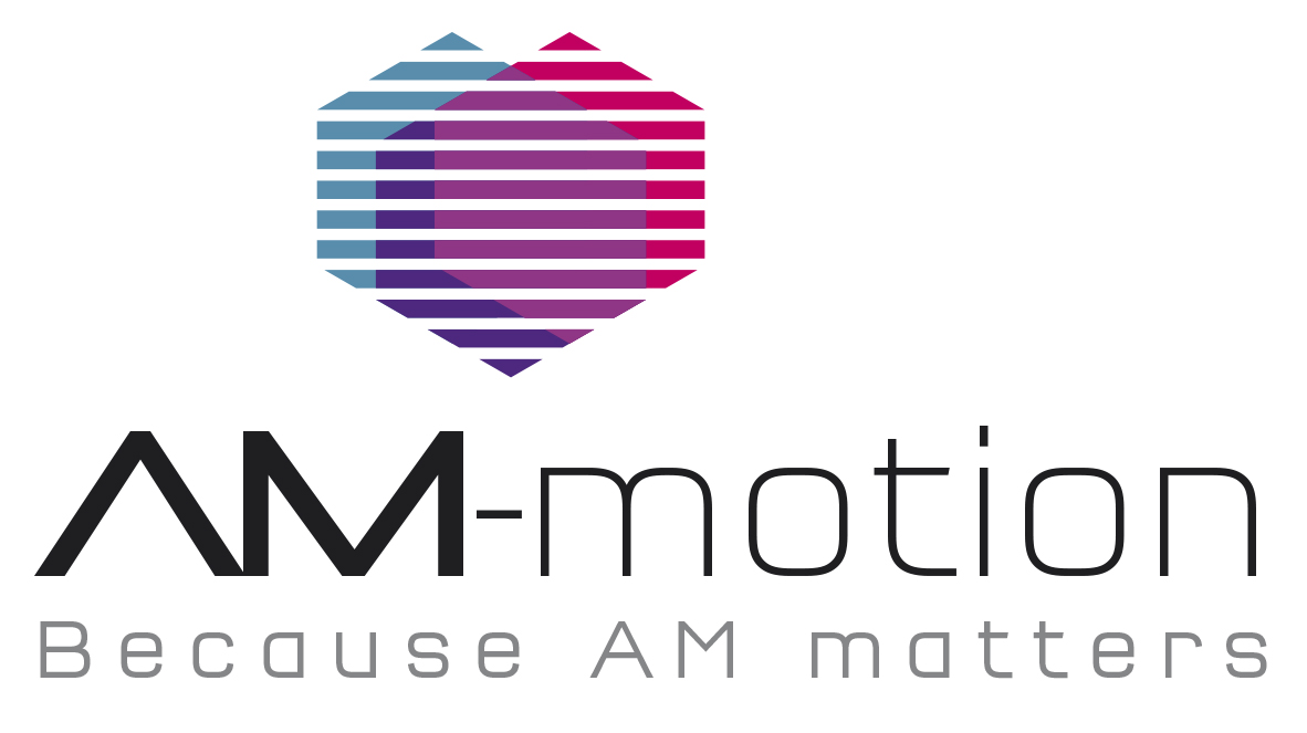 AM motion Logo Color Vertical