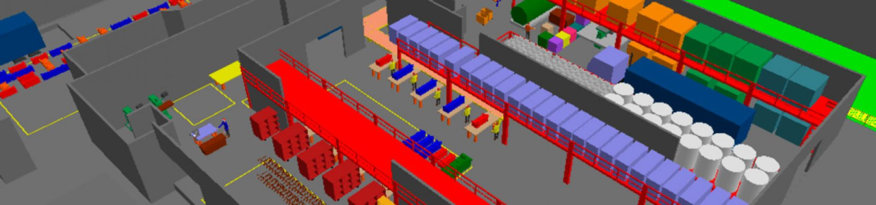 Digital, virtual, and efficient factories